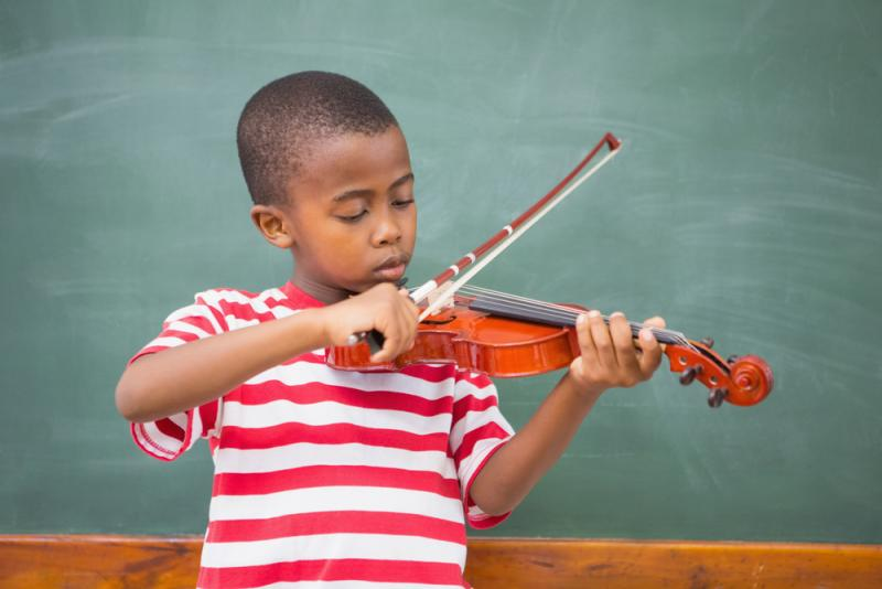 Musical Training is Good For the Brain