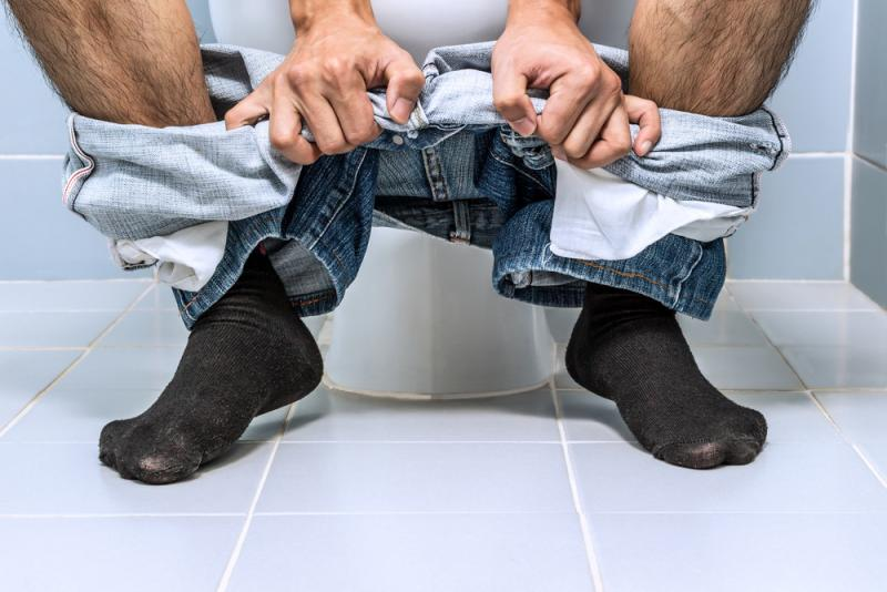 Inability to Urinate