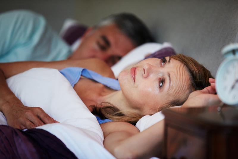 Experiencing Sleep Difficulties