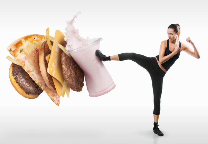 Stop Fueling Your Body With Junk