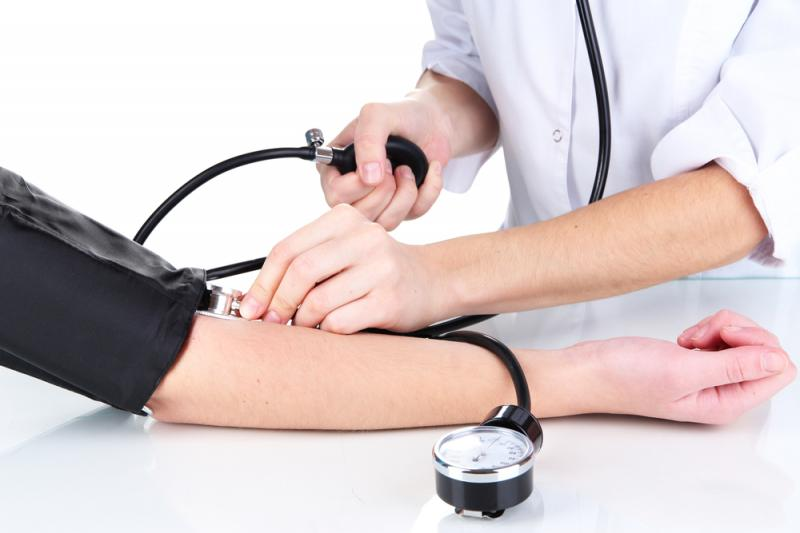 Increase in Blood Pressure
