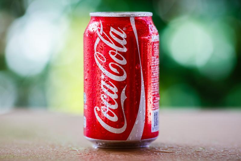 Coca Cola Douche