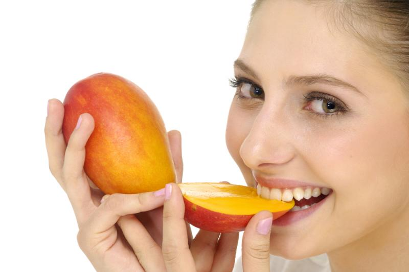 Munch On a Mango
