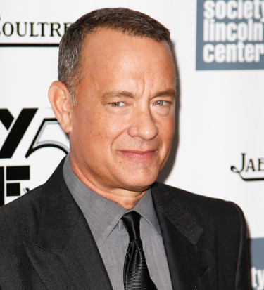 Tom Hanks Debby Wong Shutterstock