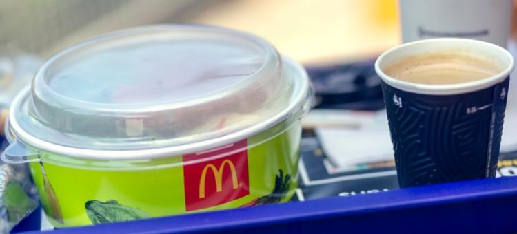3,000 McDonald's Pull Salads Off Menu Due To Cyclospora Outbreak